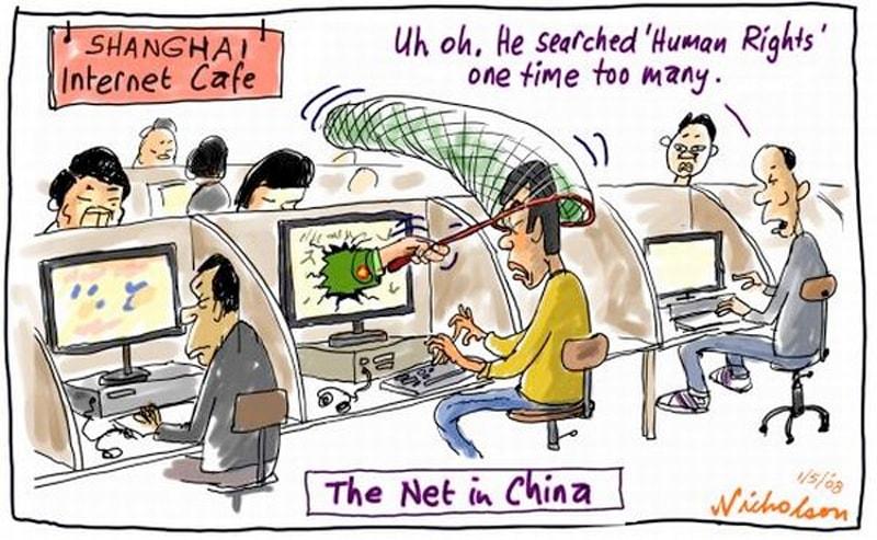 """Luật An ninh mạng Việt Nam: Hàng Việt Nam """"made in China""""."""